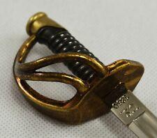 Replica 1860 US Civil War Cavalry Saber Sword Letter Opener Home/Office/Desk