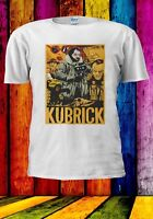 Stanley Kubrick American Film Director Movies Men Women Unisex T-shirt 919