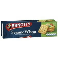 Arnott's Sesame Wheat Crackers 250g
