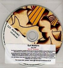 (CJ284) Syd Matters, Hi Life - DJ CD