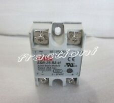 Fotek Solid state Relay SSR-25DA-H, New In Box, 1-Year Warranty !