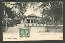 Indonesia, Dutch East Indies, Kioeta-Radja, Kota-Radja, Governeurs, old pc.
