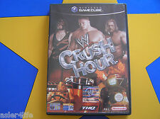 WWE CRUSH HOUR -  GAMECUBE - Wii Compatible