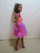 Flying Butterfly Christie Barbie Doll - African American - No Box - 2000