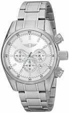 I By Invicta Men's 89083-001 Chronograph Stainless Steel Watch (FreeShip)