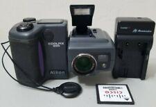 Nikon COOLPIX 995 3.2MP Digital Camera - Black *GOOD/TESTED*