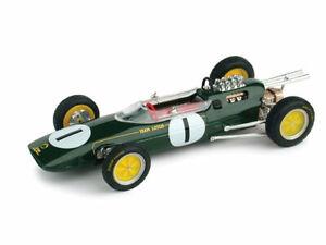 Lotus 25 Gp Belgique Clark J.1963 1:43 2002 Model R331 Brumm