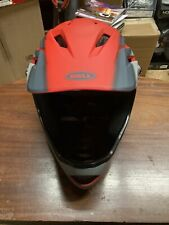 ! Bell Sanction Presence Matte Crimson/Slate/Gray Bicycle Helmet Large