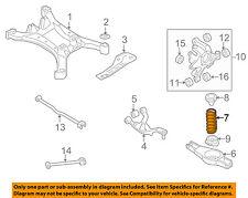 NISSAN OEM 08-09 Altima Rear Suspension-Coil Spring 55020JA01B
