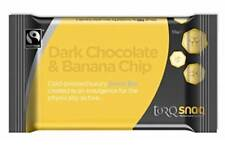 Torq Snaq Bar - Dark Chocolate & Banana Chip