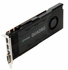 Nvidia Quadro K4000 3GB GDDR5 PCI-E Video Card