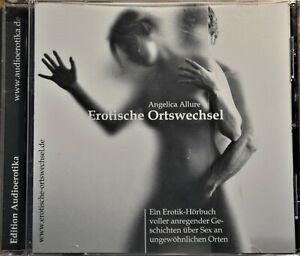 CD Hörbuch: Erotische Ortswechsel von Angelica Allure