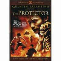 The Protector Two-Disc Edition On DVD With Tony Jaa 2 Very Good E92