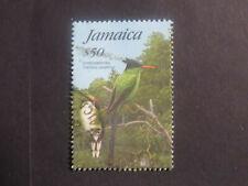 Jamaica 1995 $50 Streamertail From Minisheet - Good Used - High CV