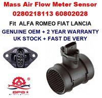VOLVO S80 Mk1 3.0 Air Mass Sensor 01 to 05 B6294T Flow Meter Genuine Bosch New