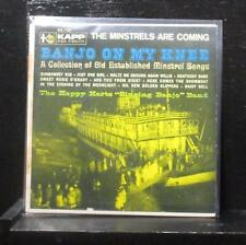 "The Happy Harts - Banjo On My Knee - Minstrel Songs 7"" VG+ KE-730 Vinyl 45"