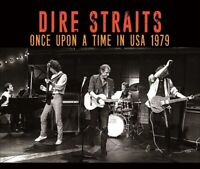 DIRE STRAITS ONCE UPON A TIME IN USA 1979 3CD MIDNIGHT DREAMER MD-880A B C Z01