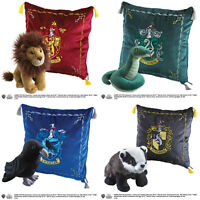 Official Harry Potter House Pillow & Plush Mascot Set Noble Collection Cushion