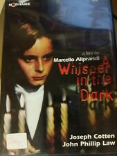 A Whisper In The Dark DVD 1976 Italian Horror