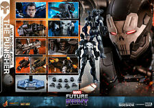 Hot Toys The Punisher War Machine Armor 1/6 Scale Figure Frank Castle Sideshow