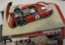 Scalextric Sloter 9515 Lola t70 Spider Limited Edition Red Color