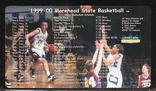 Morehead State Eagles--1999-00 Basketball Magnet Schedule