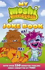 Moshi Monsters: My Moshi Monsters Joke Book,Sunbird