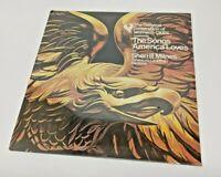 Songs America Loves Record LP Sherrill Milnes Baritone Opera New Sealed See LIst