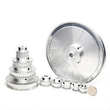 Mxl Timing Belt Pulley 12t 60t Drive Pulley 11mm Width 3 20mm Bore For 3d Cnc