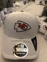 Team Players Hat Kansas City Chiefs New Era 9Forty Stretch Snap Super Bowl LIV