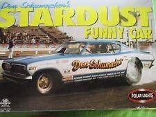 POLAR LIGHTS 6503 DON SCHUMACHER'S STARDUST FUNNY CAR PLYMOUTH BARRACUDA 1:25
