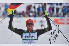JOHANNES RYDZEK GER Gold Olympia 2018 Foto 20x30 signiert signed Autogramm