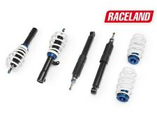 RACELAND VOLKSWAGEN GOLF MK5 1.4 1.6 1.9 50mm PRIMO ADJUSTABLE DAMPING COILOVERS