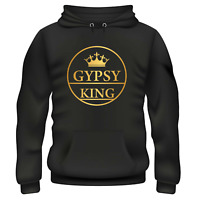 TYSON FURY THE GYPSY KING BOXING INSPIRED HOODIE