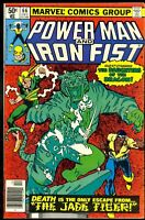 Power Man and Iron Fist #66, VF 8.0, 2nd Appearance of Sabretooth