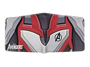 Marvel Avengers Wallet Purse Mens Kids Comics Superhero Movie End Game Gaming