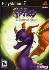 Legend of Spyro Eternal Night - Authentic Sony PlayStation 2 Game