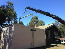 portable building, 6m by 3m. $8500 with loads of extras