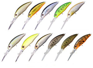OSP Dunk 48F Floating Crankbait Various Colors Bass Lure Bream Bait Walleye