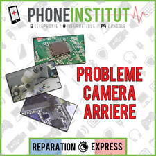 Reparation probleme camera arriere iphone 3G