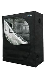 """SunStream Hydroponic Grow Tent 48""""x24""""x60"""" for Indoor Seedling Plant Growing"""