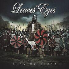 Leaves 'Eyes-King of Kings (lim.2cd - Digibook + bonustracks) 2 CD NUOVO