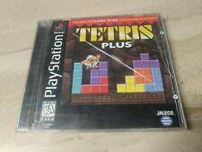 Tetris Plus (Sony PlayStation 1, 1996)