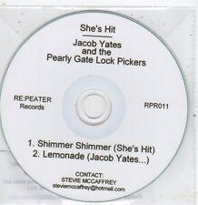 (ET903) She's Hit, Shimmer Shimmer - 2011 DJ CD