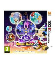 Disney Magical World 2-nintendo 3DS compatible 2DS