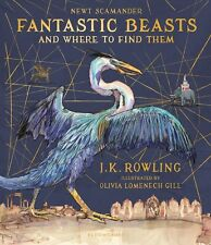PRE-ORDER - Fantastic Beasts and Where to Find Them: Illustrated Edition