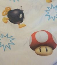 Official Nintendo 2010 Fitted Twin Sheet bombs