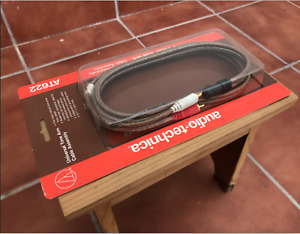 1 x Audio-Technica AT622 Vital Link NEW Phono Cable