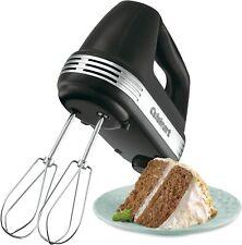 Cuisinart Power Advantage 5 Speed 220W Hand Mixer - Black