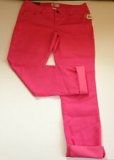 NWT Womens So Skinny Pink Average 15 Pants